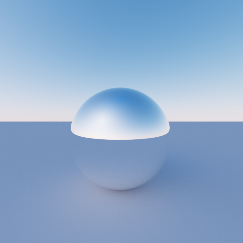 Path Tracer - Material - Reflection