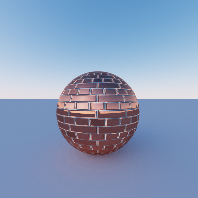 Path Tracer - Normal Mapping - Image Texture